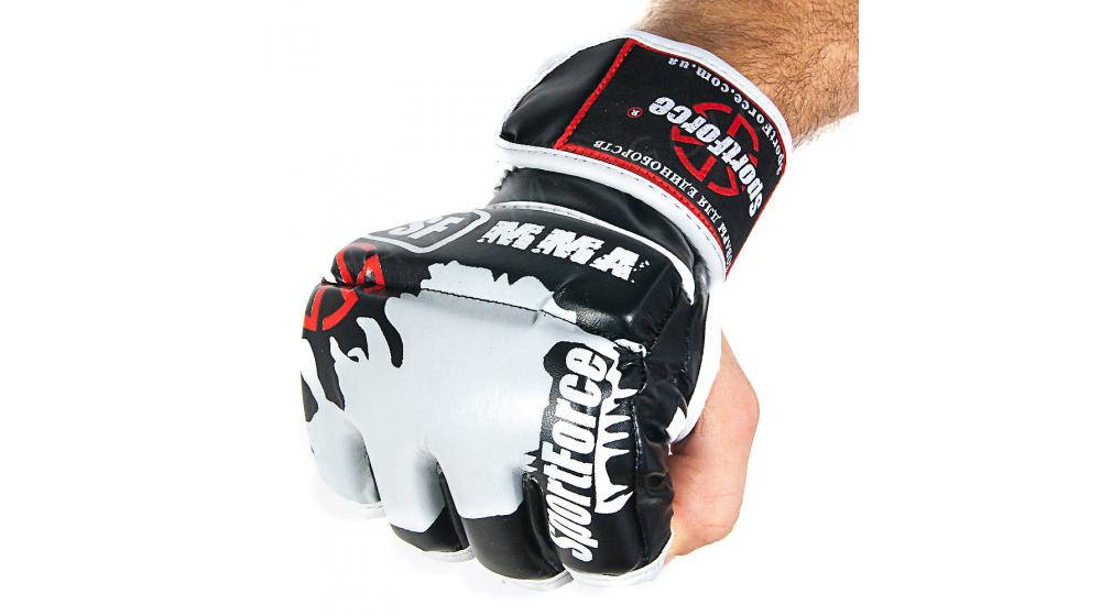 MMA перчатки SportForce SF-MG01