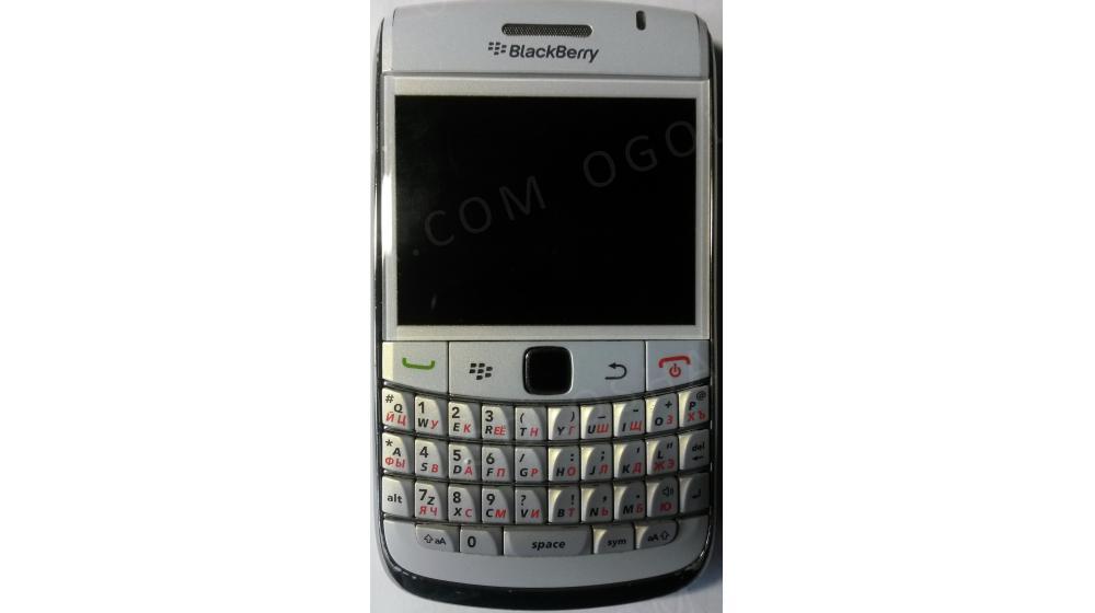 Продам оригинальный смартфон бизнес класса BlackBerry Bold 9780 White (перламутр)