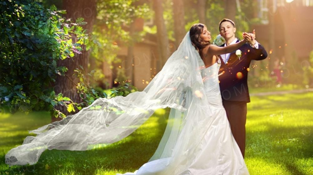 Свадебный танец для молодожен за 6-8 уроков