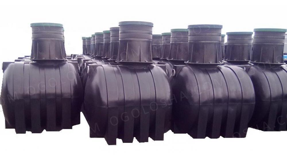 Септик пластиковый 2000 литров Калуш  Галыч