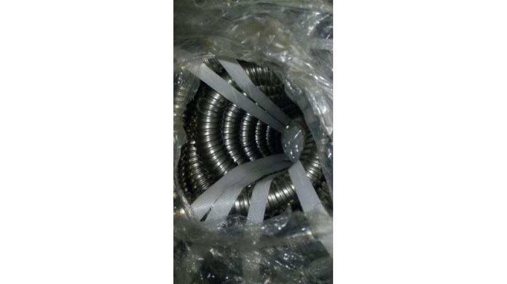 металлорукав из нержавеющей ленты РЗН 22 100м