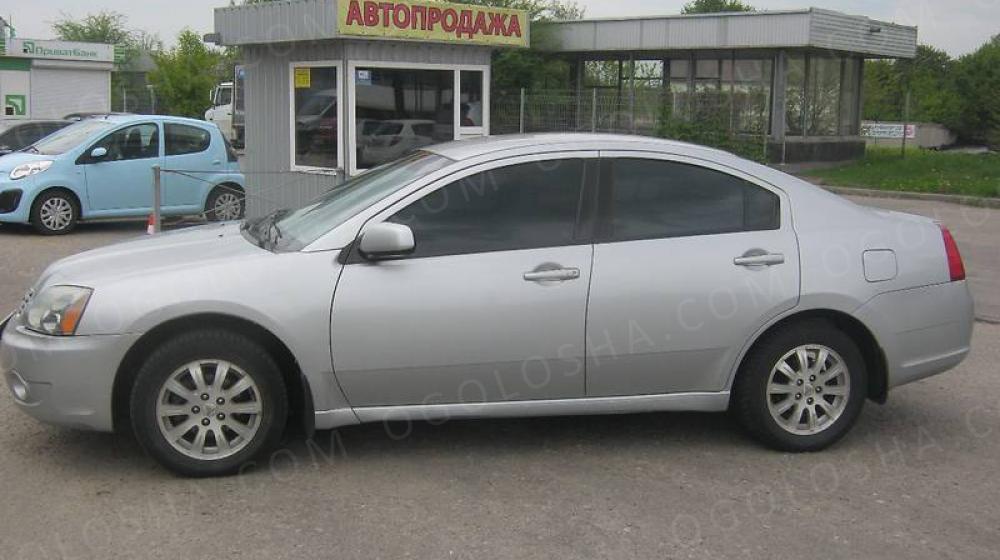 Стекло Mitsubishi galant 9 2007