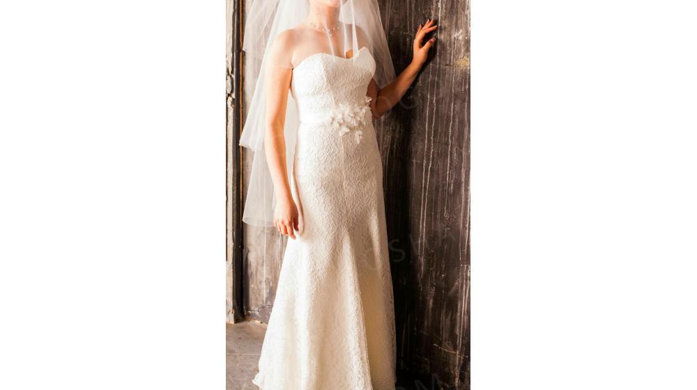 продам свадебное платье (торг)