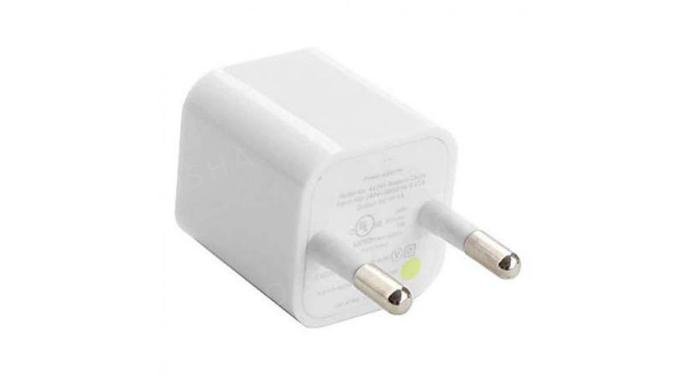 Сетевое зарядное устройство СЗУ на iPhone 4/5/6 1000mAh