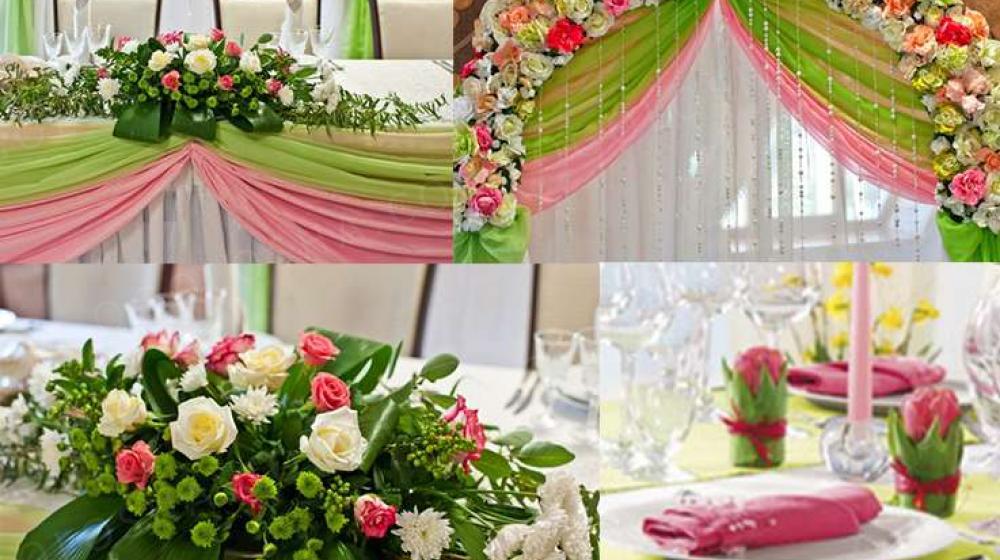 Оформление свадьбы/Свадебная арка/Президиум