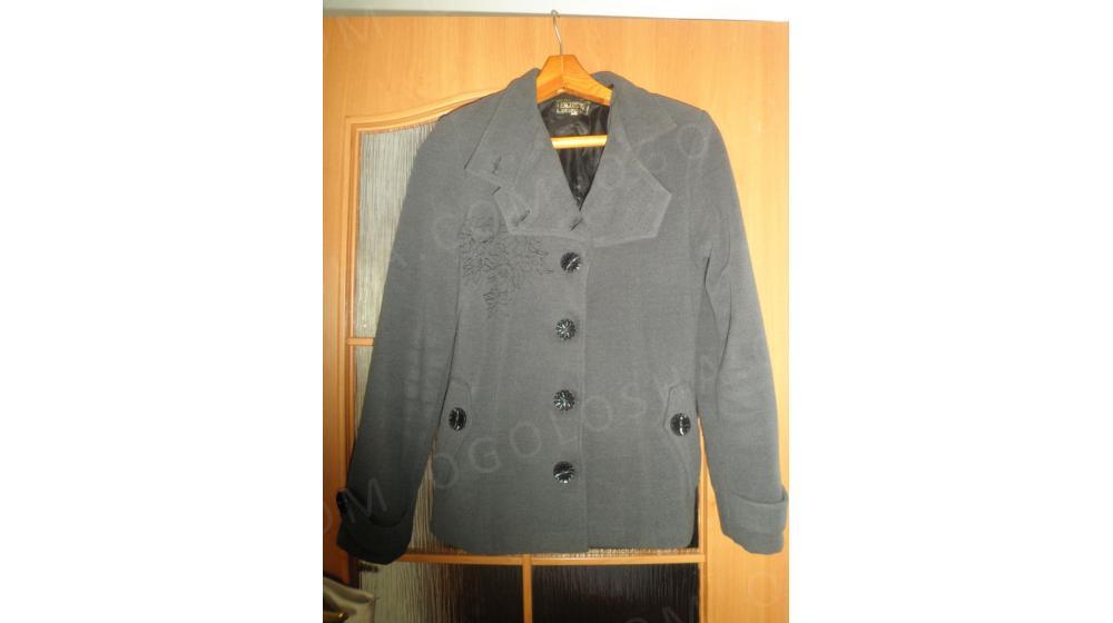 Куртка кашемірова
