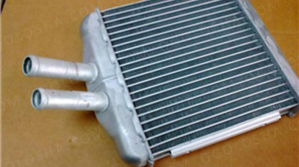 Део Ланос 1998 - 2010 - Радиатор печки