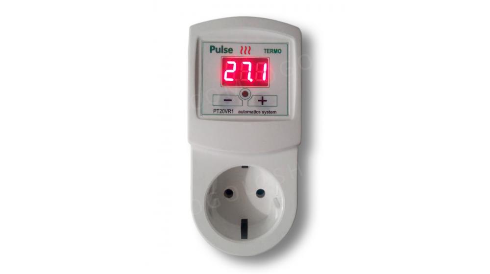 Терморегулятор PT20-VR1