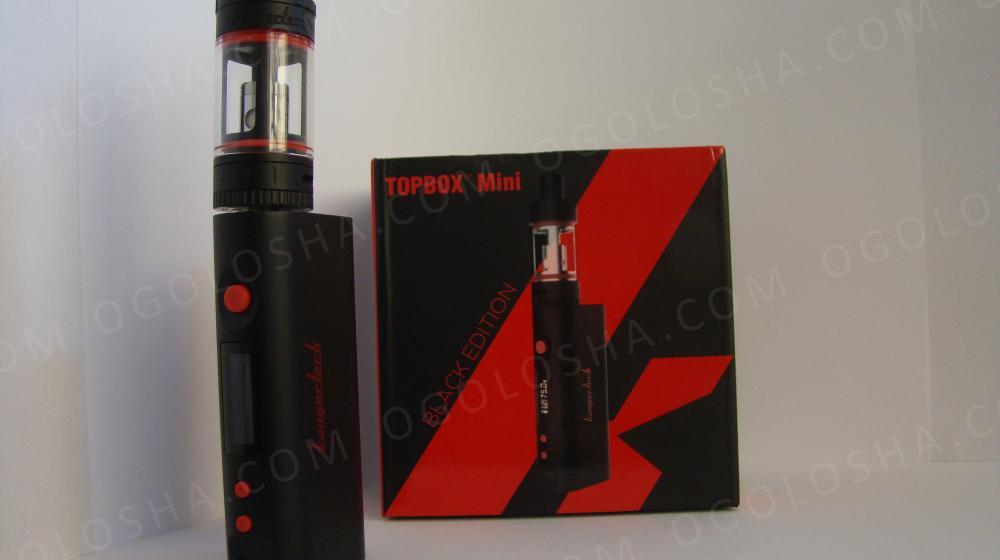 Электронная сигарета KangerTech TOPBOX Mini Starter kit 75w + Аккумулятор 18650