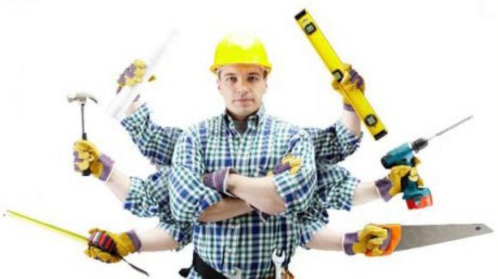 На постоянную работу требуется Домашний мастер.