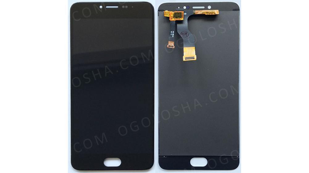 Дисплейный модуль (дисплей с сенсором(touchscreen)) meizu m3 note