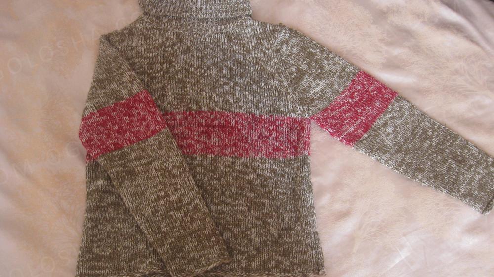 свитер в идеальном состоянии