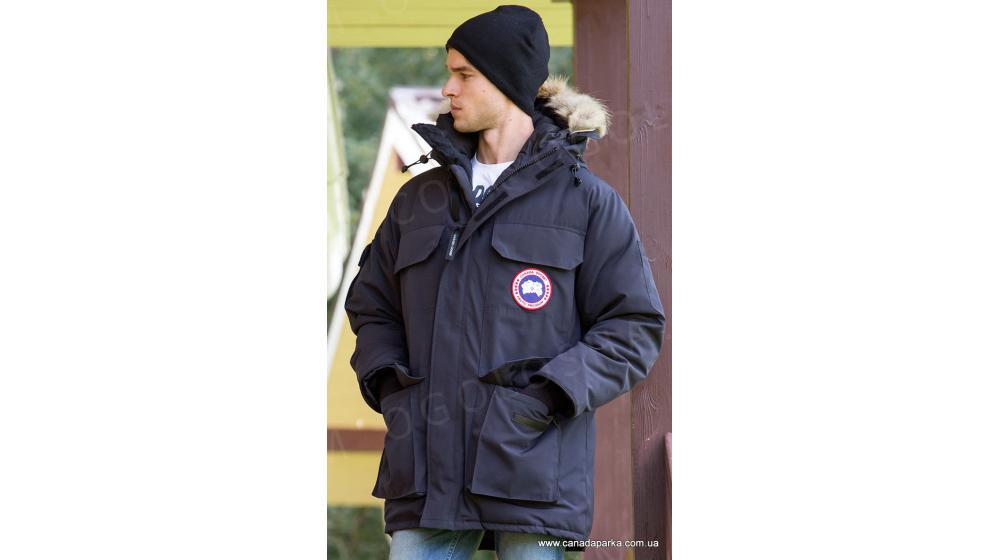 Мужской пуховик Canada Goose Expedition Parka
