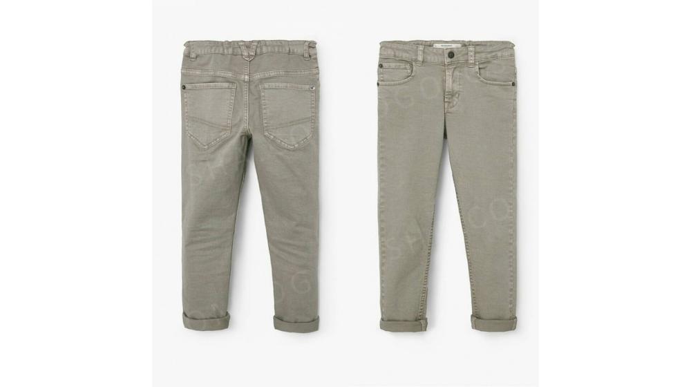 MANGO KIDS - детские джинсы PERU