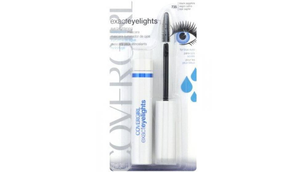 Тушь для ресниц COVERGIRL Exact Eyelights Eye-Brightening Mascara (USA)