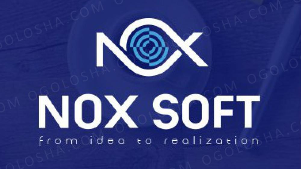 Noxsoft- создание и продвижение веб-сайтов