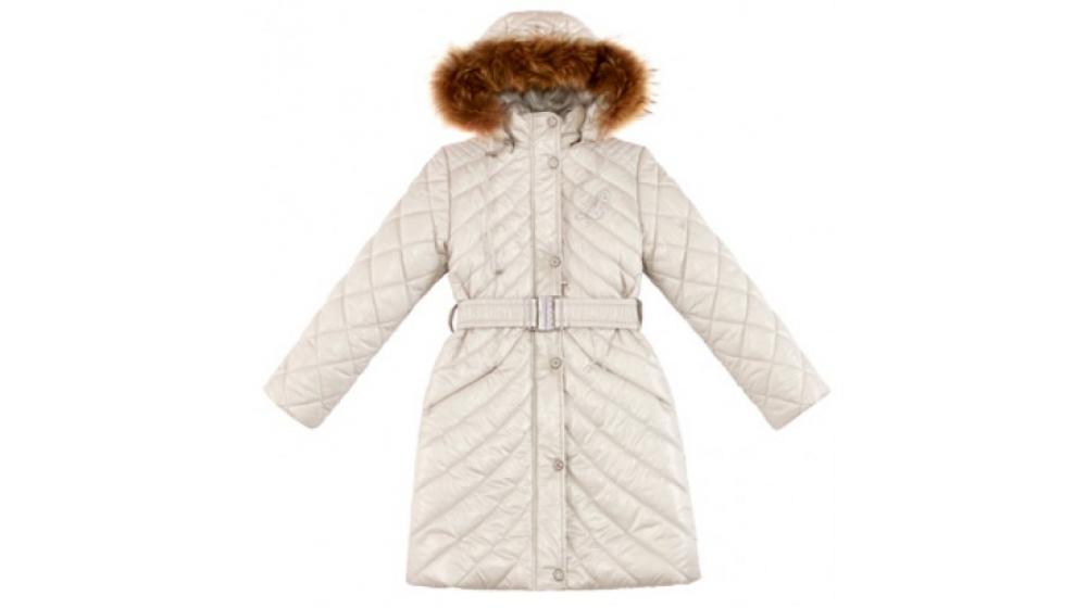 Пальто для девочки на пуху Baby Line Z50-14 размер 152