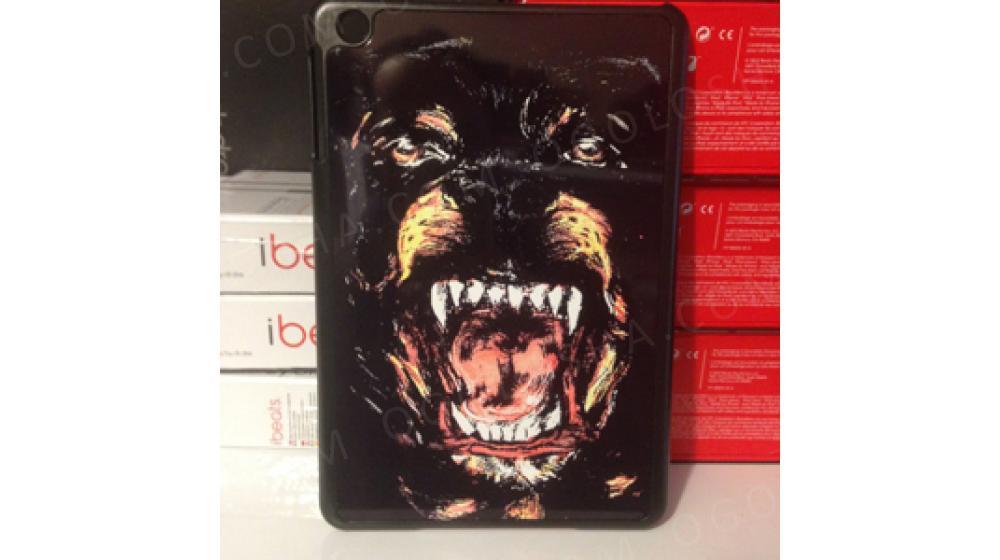 Пластиковый чехол Givenchy Rottweiler Ротвейлер для iPad MINI