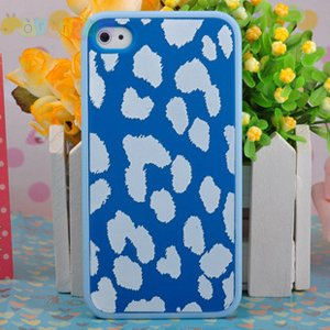 Чехол Ero case Blue spots для IPhone 4/4s