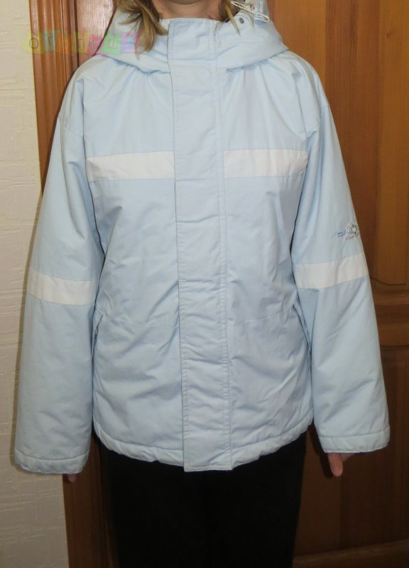 Лыжная зимняя термо-куртка р. М