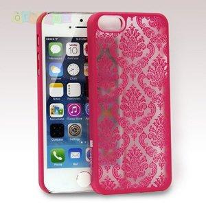 Пластиковый чехол Damask Vintage Розовый для IPhone 5/5s
