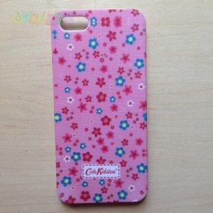 Чехол пластиковый Cath Kingston Ромашки для IPhone 5