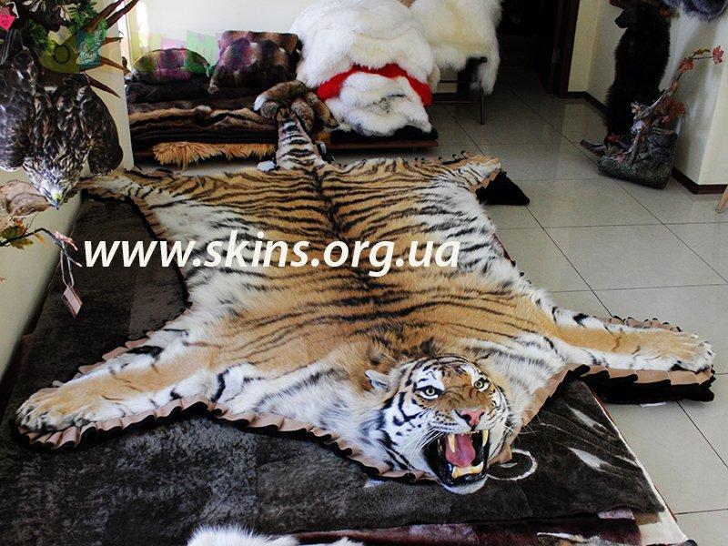 Шкура тигра, эксклюзивный подарок