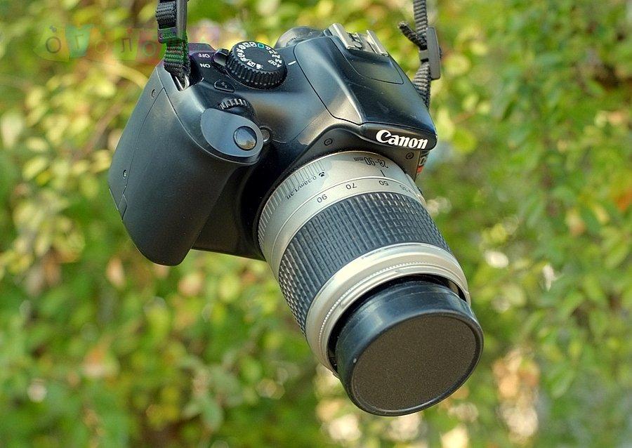 Canon EOS Rebel T3 (1100D) l Kit Автофокусный Юпитер37