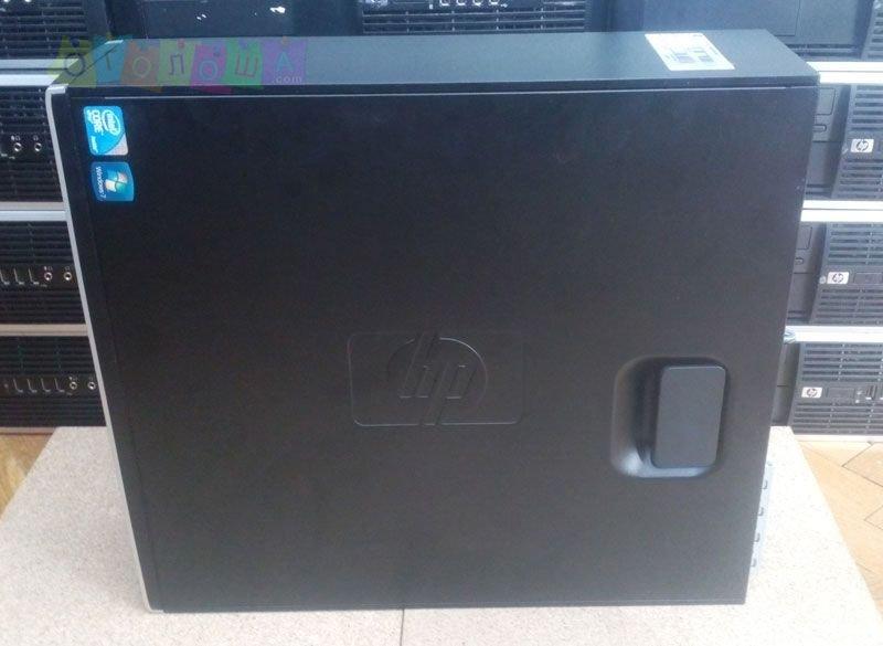 Компьютер системный блок системник HP Compaq 8000 Q9300 4x2.50/8/250