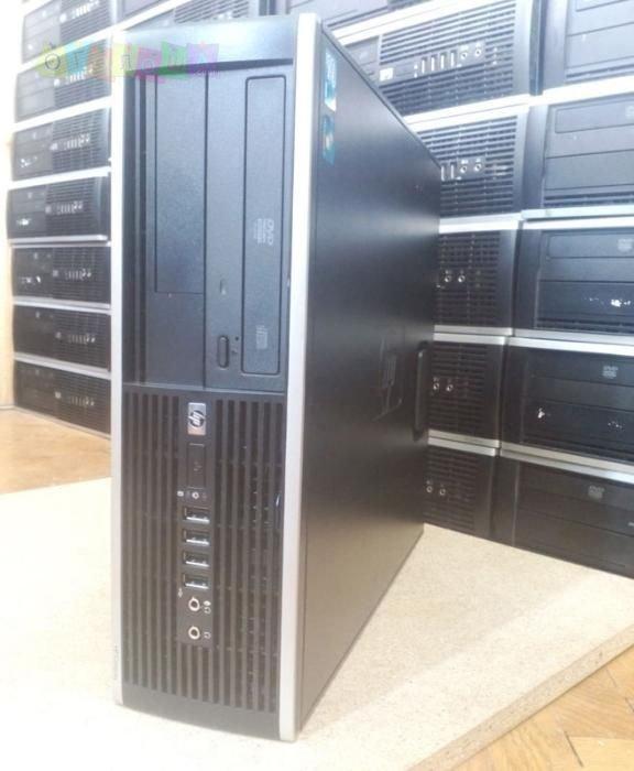 Компьютер системный блок системник HP Compaq 8000 Q8300 4x2.50/4/250