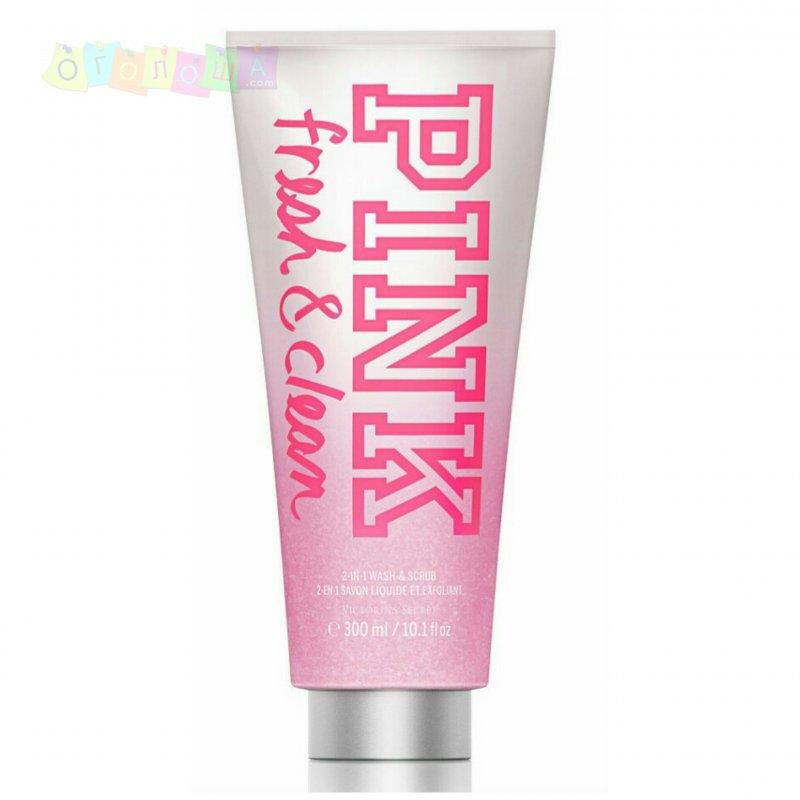 гель для душа Pink от Victoria's Secret