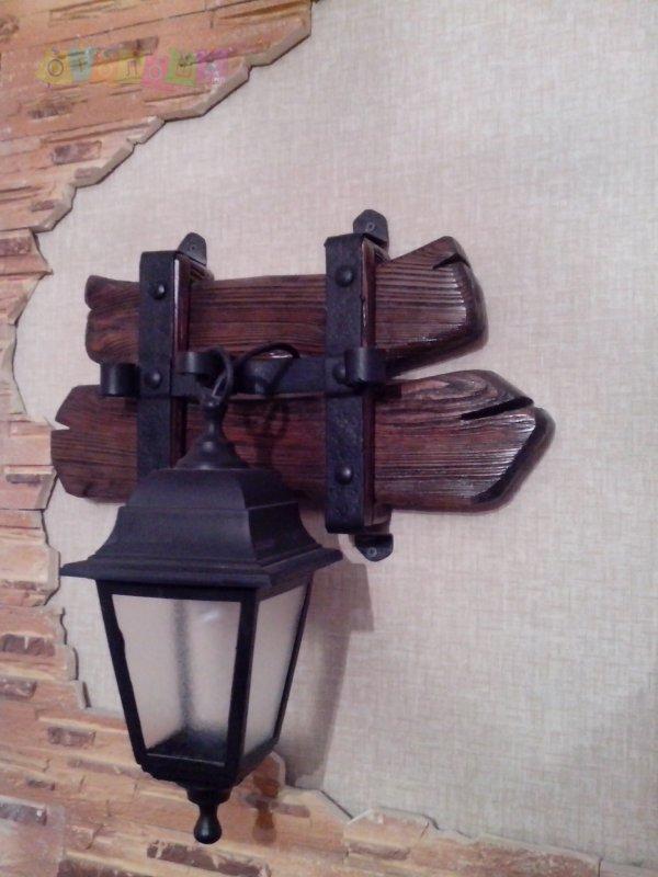 Светильник бра под старину