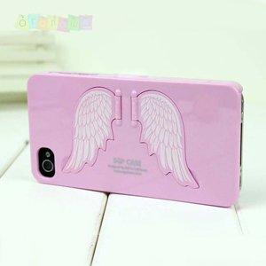 Чехол Сгп SGP Angel Светло розовый для IPhone 4/4s