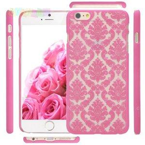 Пластиковый чехол Damask Vintage Св. Розовый для IPhone 6/6s