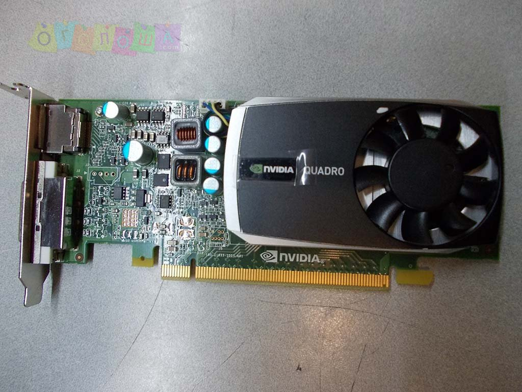 Видеокарта PCI-E Nvidia Quadro K600 1 Gb