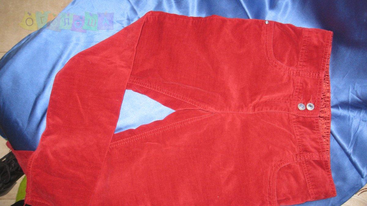 брюки английские (Next) для девочки в идеальном состоянии