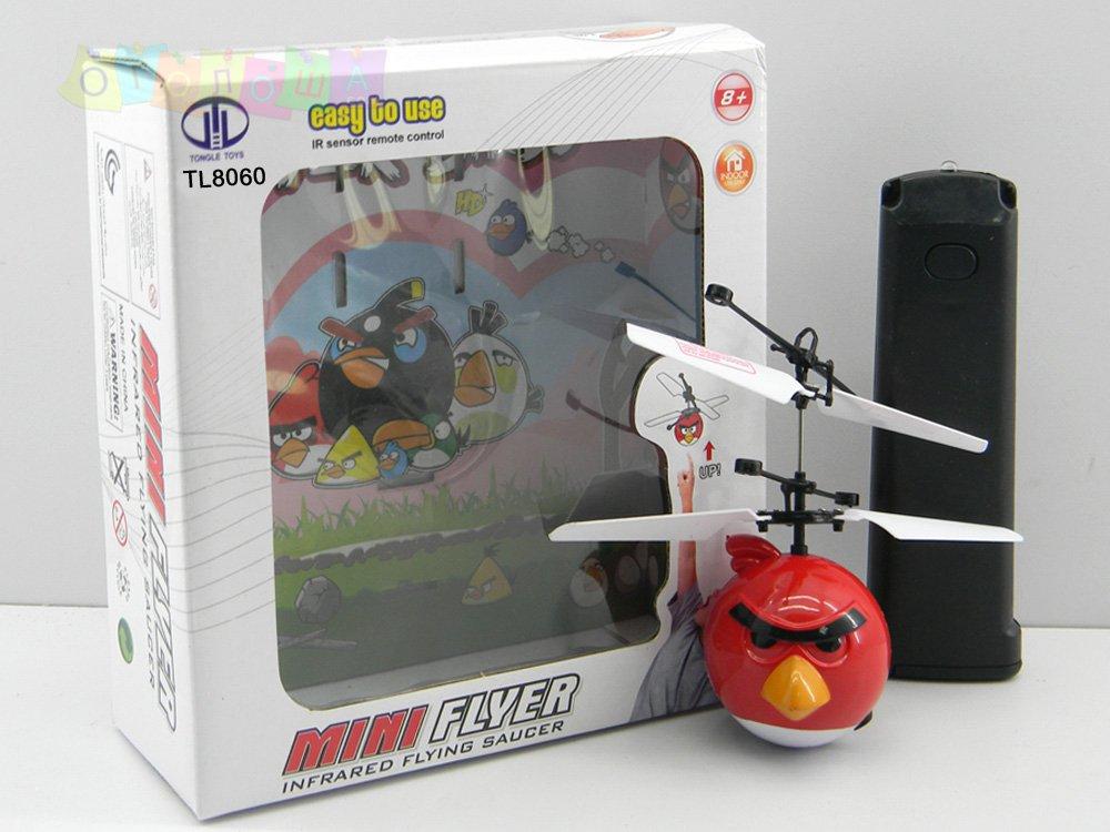 ХИТ ГОДА! Летающие птички Angry Birds