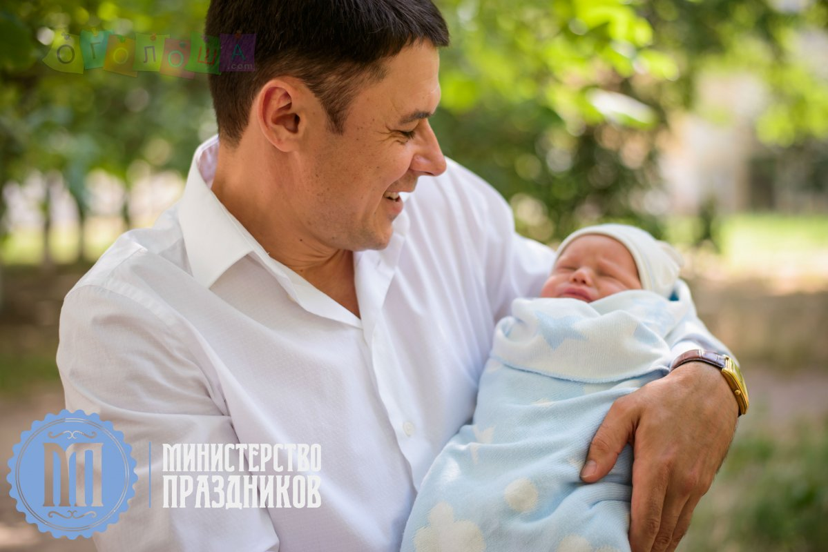 Организация выписки жены и ребенка из роддома до дома Одесса
