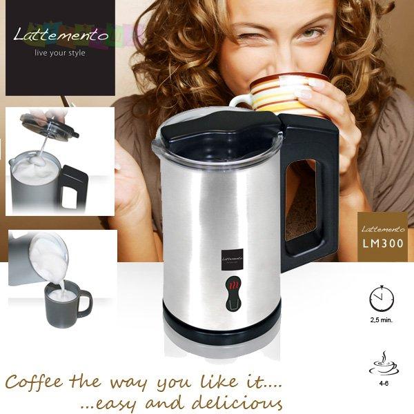 Вспениватель молока Lattemento Lm-300