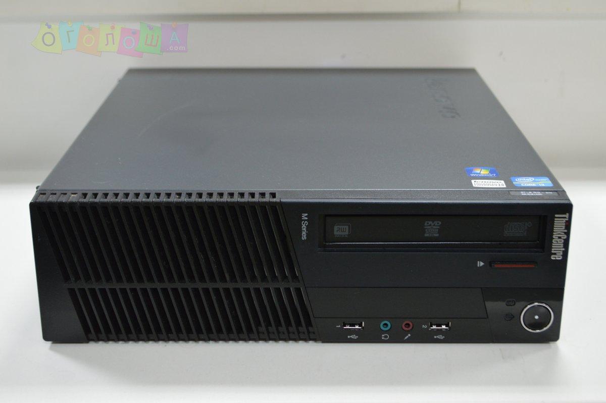 Системный блок Lenovo M81 SFF. Гарантия 12 месяцев