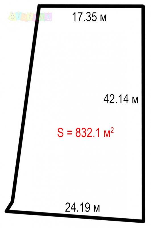 Участок между 9-й и 10-й ст. Фонтана