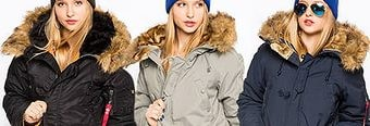 Куртка-парка Altitude Women аляска. Оксфордский нейлон