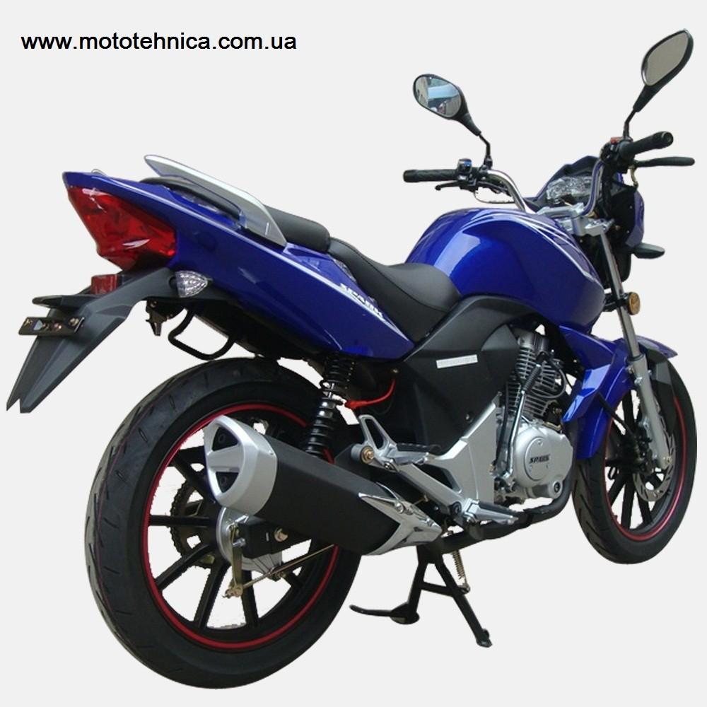 мотоцикл SP200R-23