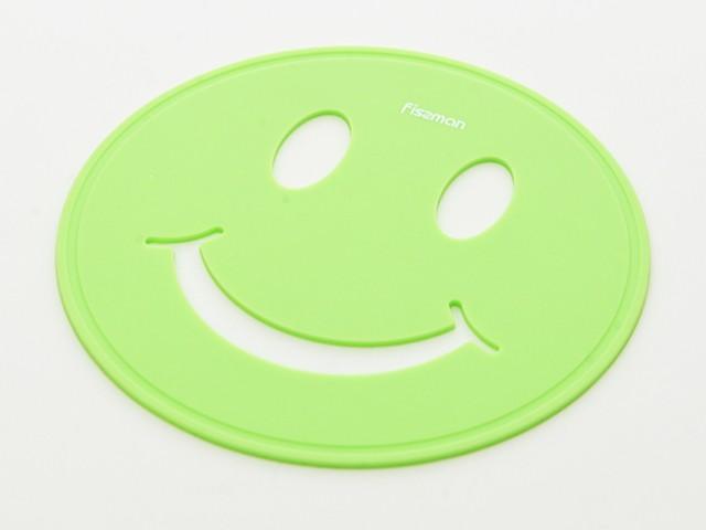 Подставка под горячее Fissman улыбка 17 см AY-7543.PH