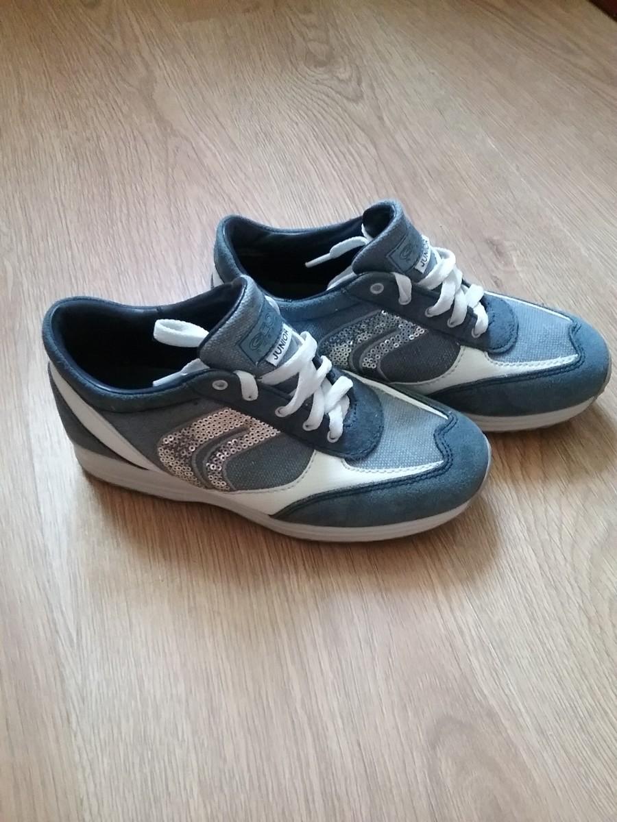 2a56e398b Продам кросівки GEOX 33р. : 400 грн - Детский мир / Детская обувь ...