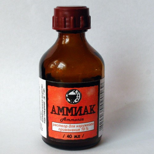 Аммиак 25% ТЕХнический