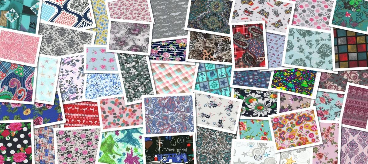 Турецкие качественные трикотажные ткани, большой выбор