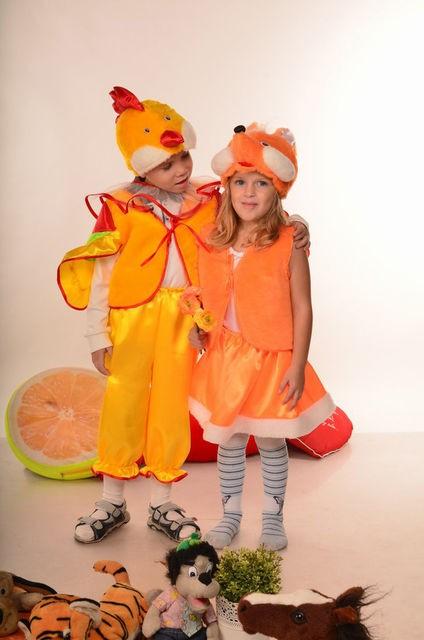 Детский карнавальний костюм Петушок, Петух, Півник, Півень! Новогодний