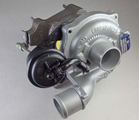 восстановленная турбина на: Renault Kangoo 1.5 dCi