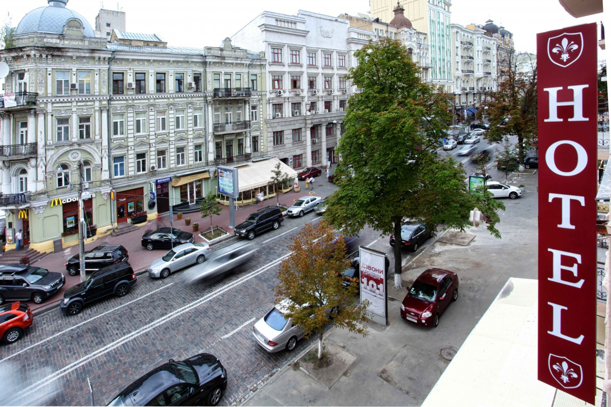 Требуется администратор в отель Royal Grand Hotel в центре Киева